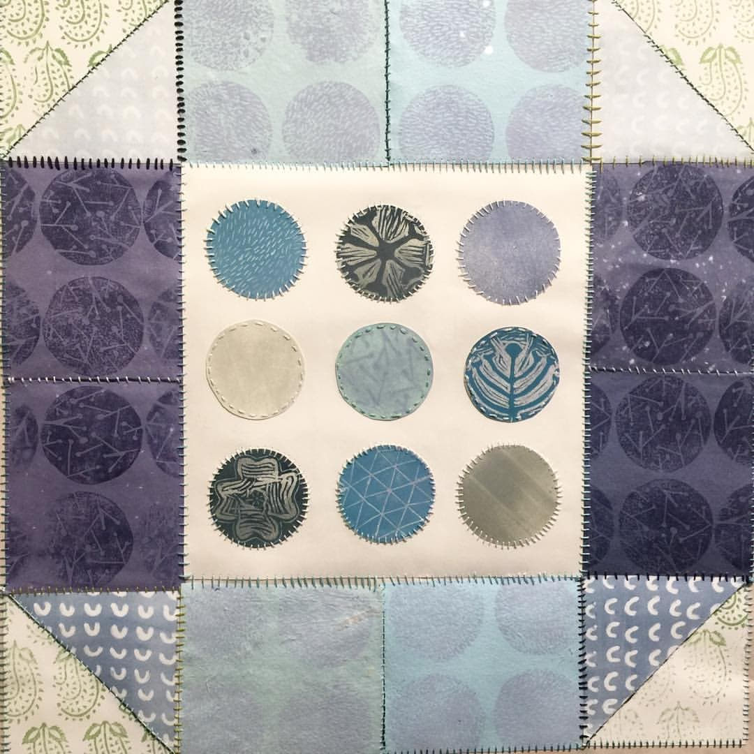 Square and Circle Community Quilt_LKF